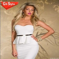 N133 2015 new sexy  dress European and American fashion casual night club evening party prom dress dresses