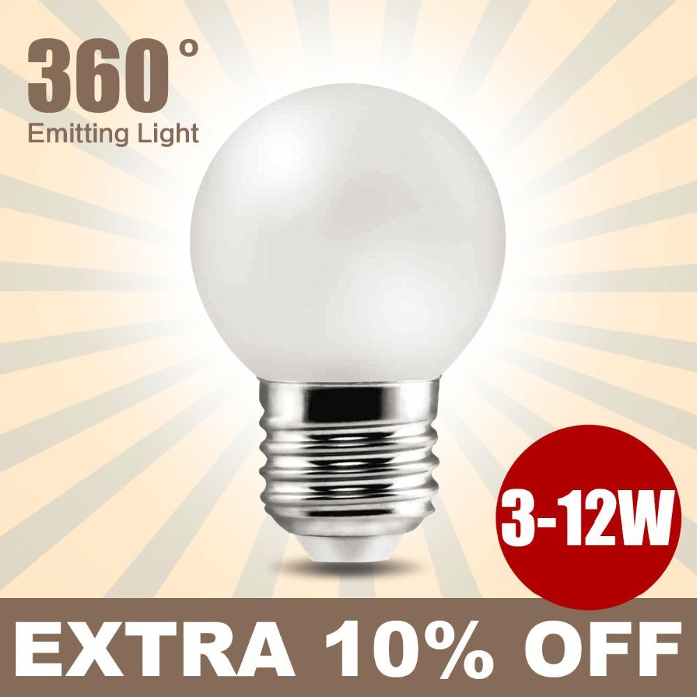 Led Lamp E27 220V 3w 5w 7w 10w 12w SMD Led Bulb E27 White Warm White Energy Saving Led Light Lamps HQ Bulbs Lightbulb Wholesale(China (Mainland))