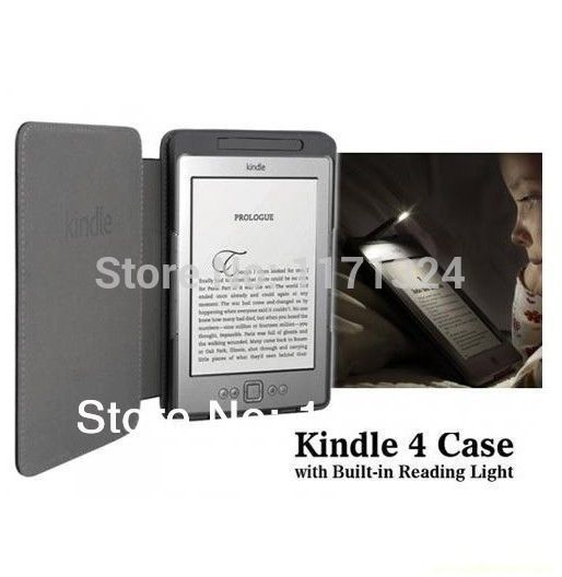 Чехол для планшета For Amazon Kindle newsell amazon 4 wifi 6 5 For Amazon Kindle 4