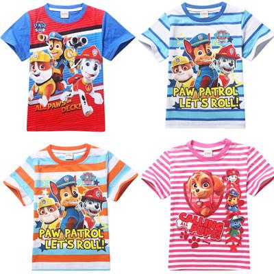 Love Papa Mama Baby full T-shirt girls boys children Clothes for summer 2014 Kids Boys girls t shirt chlidren's clothing(China (Mainland))