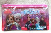 new 12 Frozen Purses Wallet creative pencil case/ cute pencil pouch/ cute pen bag/Stationery Bags