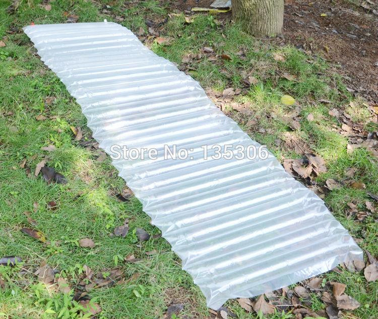 Ultra-light 280g UL inflate mat inflatable cushion sleeping bag pad outdoor camping moisture-proof pad MA21105(China (Mainland))