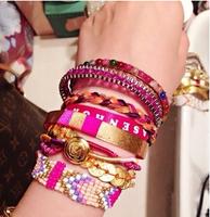hand-woven  Bracelet & Bangles / Brazil Friendship Bracelet