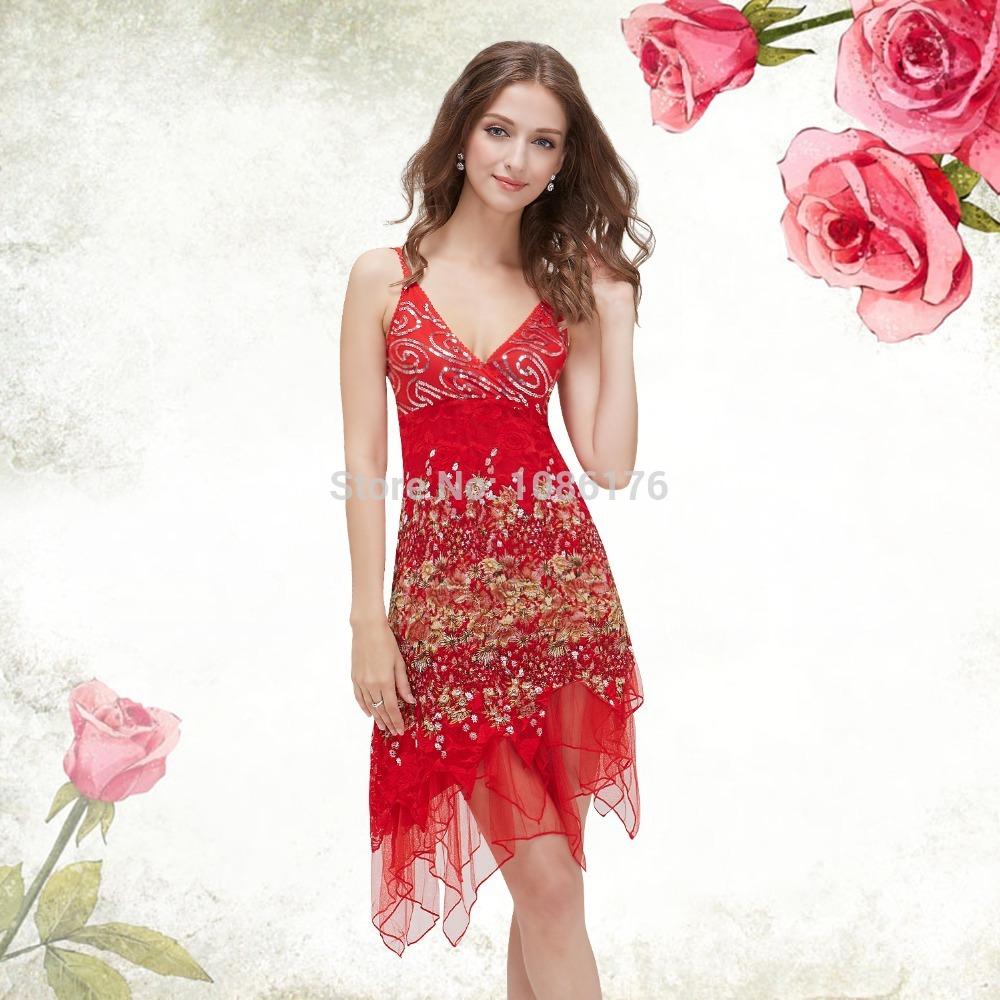 Коктейльное платье Ever Pretty
