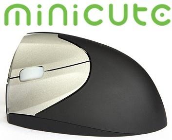 accessori per computer senza fili bluetooth mouse ottico minicute mano sinistra verticale mouse senza fili mouse laser mouse da gioco