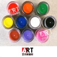 body paint pigment fluorescent pigments children masquerade face painting pen 10 colors/set