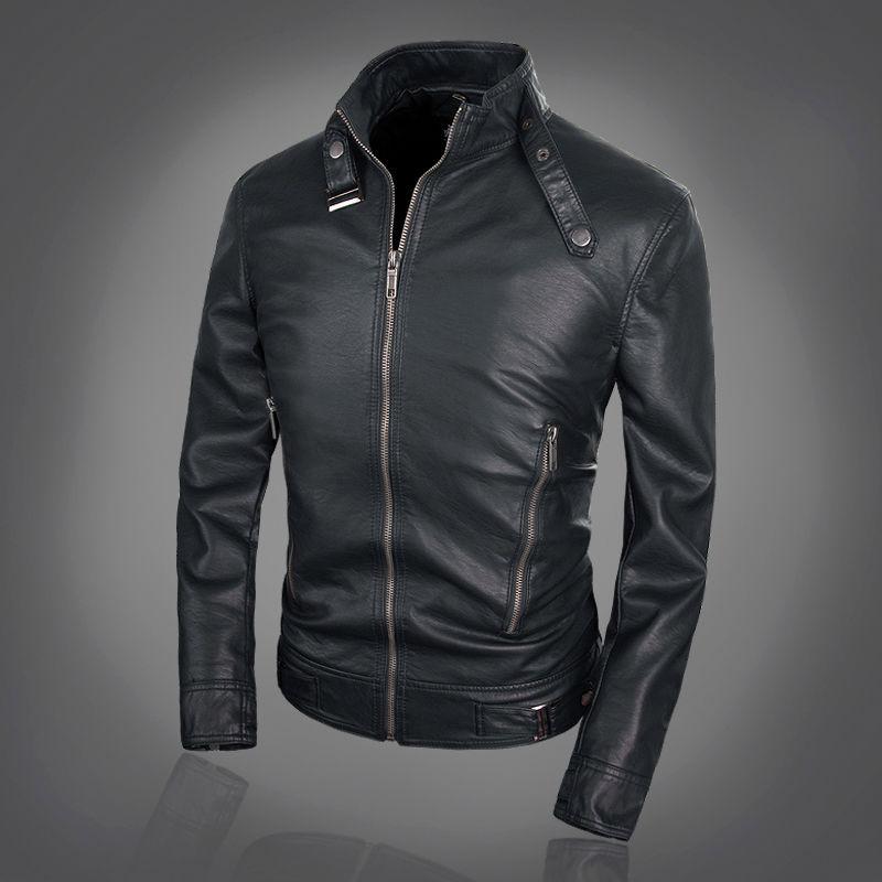 Купить Куртку Кожаную Мужскую Весеннюю Куртку