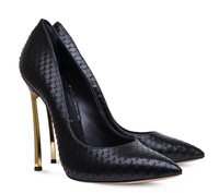 Brand Shoes Women 2014 Fashion Genuine Leather Women Pumps Shoes Sexy Women High Heel,Size 35-41,Hot,Free Shipping