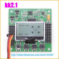 KK2.1 Multi-rotor LCD Flight Control Board with Version 1.5 Firmware MULTIROTOR