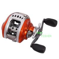 Low Profile 8+1 BB Baitcasting Lure Fishing Reel Right Hand/ Left Hand reel