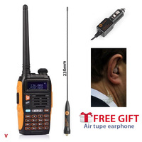 portable radio set Baofeng GT-3 second generation Mark II Transceiver,Dual Band, Kernel Upgraded,more advance than baofeng uv 5r