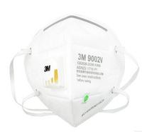 3M 9002v dust masks pm2.5 antimist breathable CoolFlow safety folded mask pm2.5 AU approval dust mask worker protection