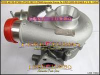 TFO35 49135-07302 49135-07300 49135-07100 49135-07310 28231-27800 Turbocharger HYUNDAI Santa Fe CRDi 2005-2009 D4EB-V 2.2L 150HP