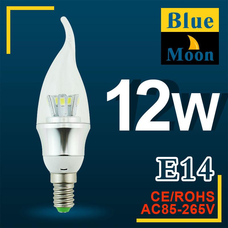 led candle light smd 2835 3w 5w smd 5730 7w 9w 12w E14 E27 AC 110v 220v bulb warm white lamps led lighting tube free shipping(China (Mainland))