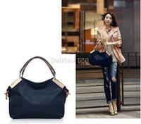 High Quality! Fashion 2014 New Arrival Vintage Women Retro Handbag Leather Bag One Shoulder Women Messenger Bag b4 SV001047