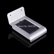 1pcs 16 LED Solar Power Motion Sensor Garden Security Lamp Outdoor Waterproof Light(China (Mainland))