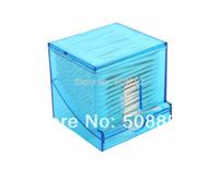 Free shipping,mini plastic environmental Protection Swab Box with 200 pcs cotton swab