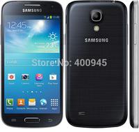 "I9192 Original Samsung Galaxy S4 mini Dual SIM Cards 8GB ROM 8.0MP 4.3""Touch Screen 3G Unlocked Refurbished Phone add Free Gifts"