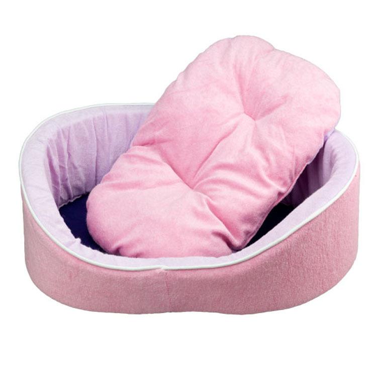 roupas pet cão confortável lã quente Pure Bed cores para Animais Cães (cores sortidas) Frete Grátis Frete Grátis(China (Mainland))