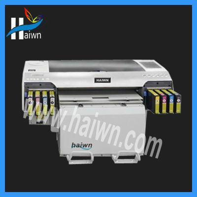 Stickers white inkjet printing machine / Eco solvent printing machine /pencil printing machine HAIWN -600 WHITE(China (Mainland))