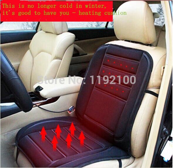 winter car heated pad car heated seat cushion electric heating pad, car heated seat covers(China (Mainland))