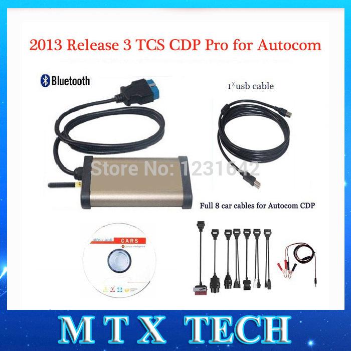 V2013.03 keygen als Geschenk autocom cdp pro mit bluetooth für obd2 obd 2 obdii Autodiagnosescan tool+full 8 auto kabel versandkostenfrei