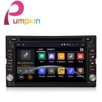 Universal 6.2 inch Double Two 2 Din Android 4.2 Car DVD Player+GPS Navigation+3G+Audio+Radio+Stereo+DVD Automotivo+Car Styling