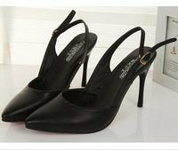 Women's Fashion And Elegant Stiletto High Heels Slingback Sandals KZ046