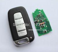 Kia K2 , K5 , Sorento , Forte car 4 button smart remote key 434mhz with ID46 chip