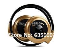 Neckband bluetooth earphone phone computer sport music stereo bluetooth headset with mic wireless headphone free shipping