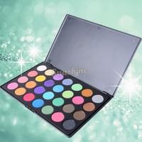 New Professional 28 Colors Colorful Eyeshadow Eye Shadow Palette Makeup Box Cosmetics Dropshipping b11 20014