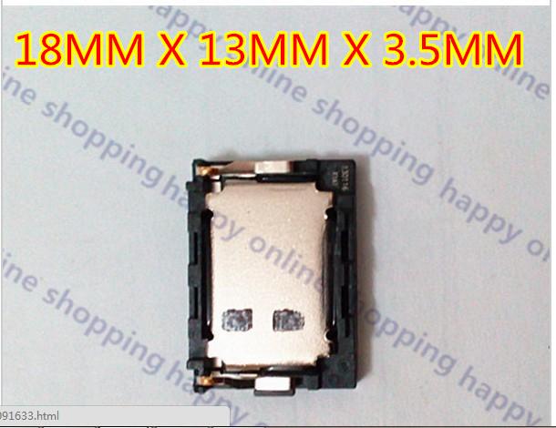 Novo alto falante para JIAYU G4 JY-G4 G4T celular orador campainha 18 MM X 13 MM X 3.5 MM grátis frete + código de rastreamento(China (Mainland))