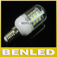 Warm white/ white 220v SMD 5730 9W E14  LED bulb lamp, E14 5730 24 leds,Book light,5730smd LED light wall light,free shipping