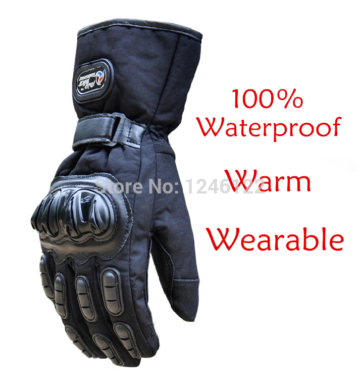 High quality Motocross Gloves motorcycles sports Protective gloves motorbike guantes luva moto waterproof 3 colors M,L, XL,XXL(China (Mainland))