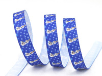 "Hot Selling 9mm Frozen Ribbon 3/8"" Printed Grosgrain Olaf Ribbons DIY handmade (100 yards 1 lot) XZD--1692"