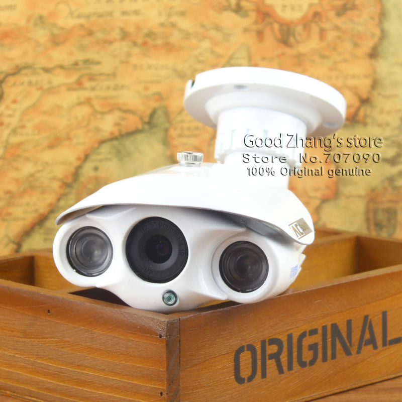 High Resolution cmos 1/3 1200TVL HD Outdoor Waterproof Thermal Video Surveillance Night Vision IR Array CCTV Camera Security(China (Mainland))