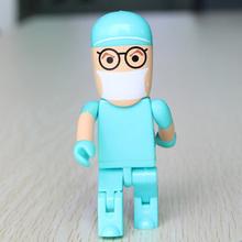 wholesale robot usb flash drive