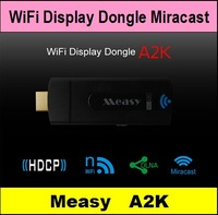 Measy A2K Wifi Display Dongle HDCP Wifi DLNA Miracast Airplay Video Casting Streaming Media For Android, IOS