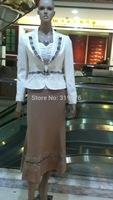 suits for women,office uniform design+free shipping12070  office uniform designs for women,three in one pieces women skirt suits