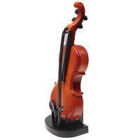 Christmas Gift Fashion Fun Mini Electronic Classic  Violin Toy for Kids Sound Toy Artist Set