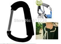 HOT shopping Stroller Hook Baby Stroller Hook Door Hook Black Color Free Shiping