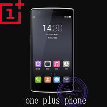 Original Oneplus one phone quad core 2.5GHz  64GB LTE phone  qualcomm snapdragon 801 1920x1080 13.0MP 3GB RAM phone(China (Mainland))