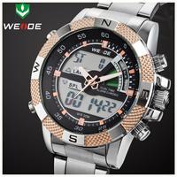 Relogios Masculinos 2014 Sports Watches Men Luxury Brand WEIDE Reloj Hombre Gold Whatch Relojes Analog-Digital Deportivos wach