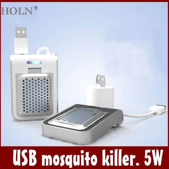 Nuovo arrivo 2014 elettronica assassino zanzare usb aromaterapia fragranza lampada anti zanzara repeller parassiti per esterni& Camping