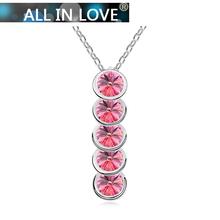 swarovski crystal pendant price
