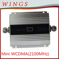 2014 New Model Mini WCDMA  2100MHz Dual Band Mobile Signal Repeater/Booster/Amplifier