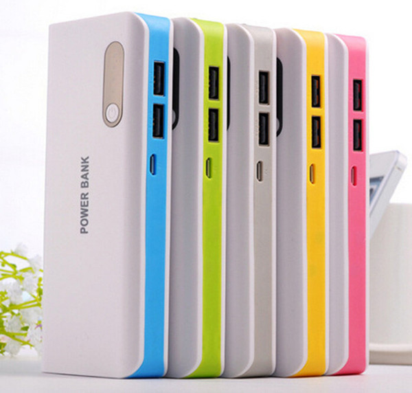 2014 Newest With Dual USB external 16800mah battery power bank portable charger backup powerbank for smart phone/iPhone(China (Mainland))