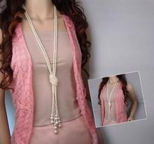 popular long pendant necklace