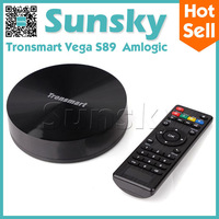 Original Tronsmart Vega S89-H Amlogic S802-H Quad Core Android TV BOX 2G/16G 2.4G/5G WIFI Bluetooth XBMC Support Dolby and DTS