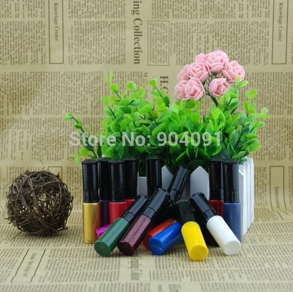 2014 NEW 6Bottle/LOT Nail Polish&stamp polish&Neon Luminous polish nail art pen 29 color Optional 10ml More engaging 4 Seasons(China (Mainland))